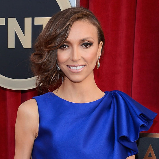 Pictures of Giuliana Rancic at the 2013 SAG Awards
