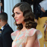 Pictures of Rose Byrne at the SAG Awards