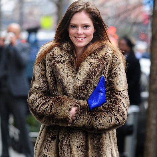 Despite Evidence to the Contrary, Coco Rocha Does Not Consider Herself a Supermodel