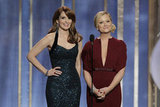 Best Award-Show Hosts: Tina Fey and Amy Poehler
