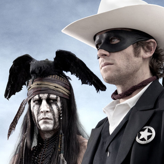 Armie Hammer Talks About Johnny Depp in Lone Ranger (Video)