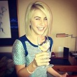 Julianne Hough took a work break. Source: Instagram user juleshough