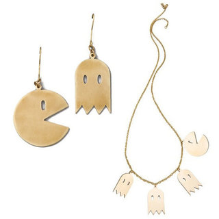 Pac-Man Jewelry
