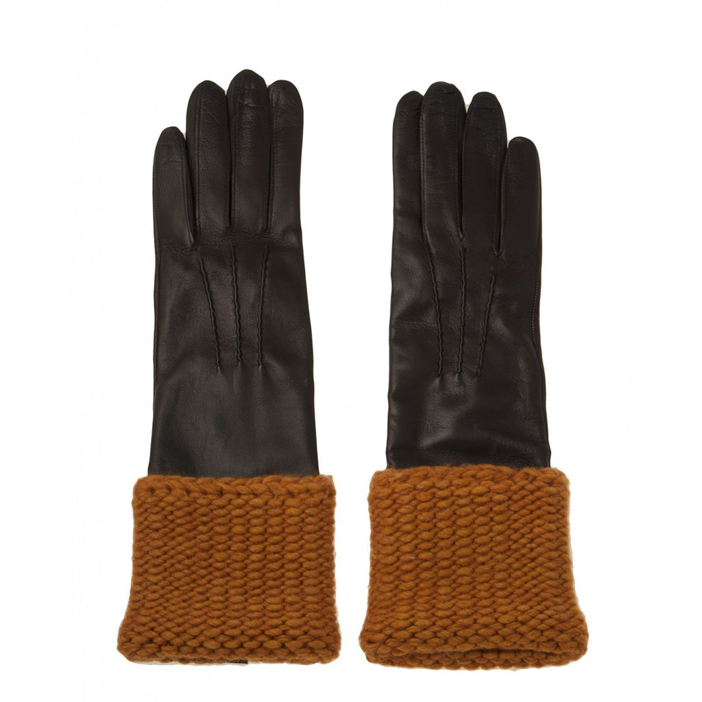 Keep your precious digits toasty all season long in these luxe Portolano nappa gloves ($48, originally $170), with special code EXTRA60POP.