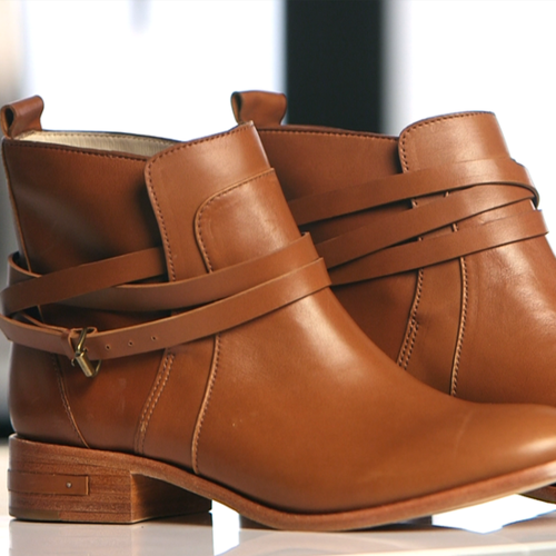 Best Flat Boots For Winter 2013 (Video)