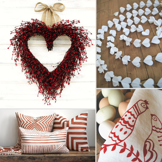 Shot Through the Heart! Tasteful Valentine's Day Decor