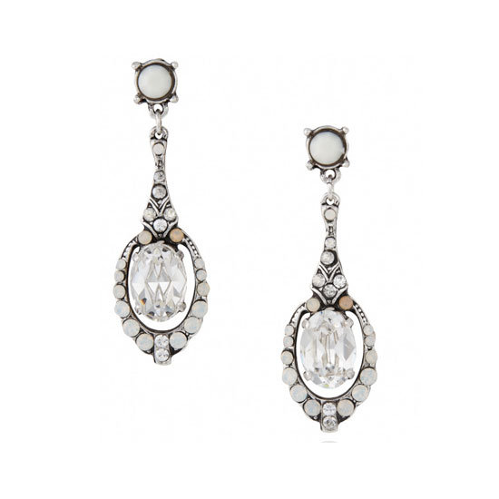 Earrings, $89, Peter Lang