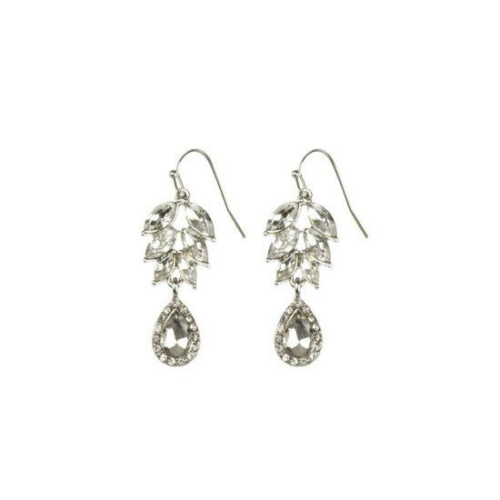 Earrings, $110, Samantha Wills