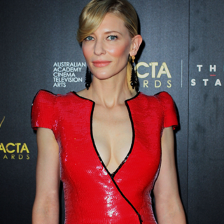Cate Blanchett at Fashion AACTA Awards (Video)