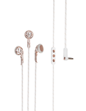 We love the luxe rose gold detailing on these Frends Ella earbud headphones ($100).