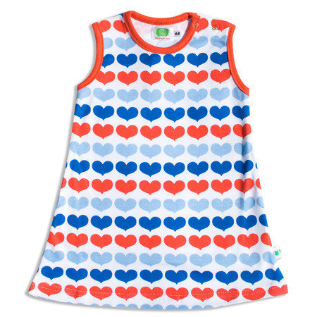 Sture & Lisa I Heart You Dress