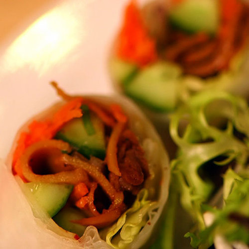 Vegetarian Spring Roll Recipe With Seitan