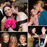 It's Ladies' Night: The Best Girlfriend Moments of Award Season