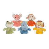 Giggle Jungle Finger Puppets