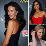 Megan Gale, Nicole Kidman, Cate Blanchett at AACTA Awards