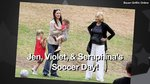 PREVIEW: Jen, Violet, & Seraphina's Soccer Day