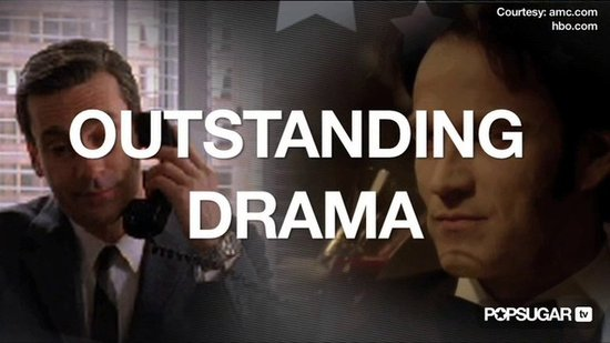 Video: BuzzSugar's Emmy Predictions: Drama