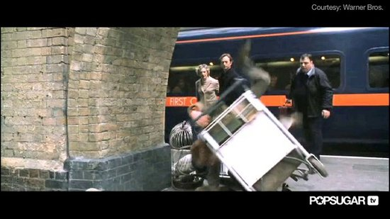 Harry Potter Movie Mix: The Most Awkward Moments