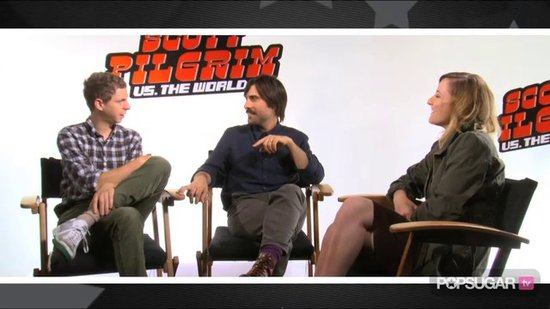 Michael Cera and Jason Schwartzman Talk Fighting and Exes