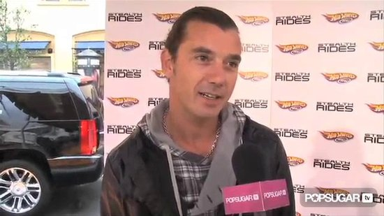 Video: Gavin Rossdale on Making Music With Gwen Stefani