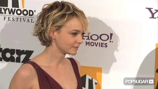 Video: Single Carey Mulligan Steps Out With Halle & More!