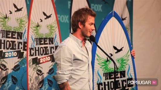 Video: David, Twilight, & More Take Over TCAs