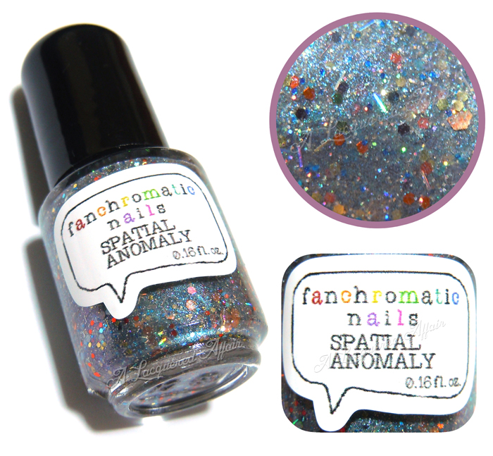 Fanchromatic Nails Spatial Anomaly
