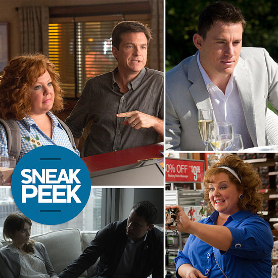 Movie Sneak Peek: Identity Thief and Side Effects