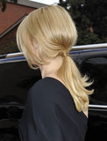 Claire Danes's Casual Ponytail