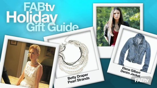 Fab Find The Perfect Gift: Match Her to a TV Star!