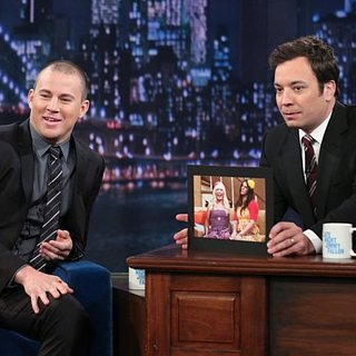 Channing Tatum Interview About Magic Mike 2 on Jimmy Fallon