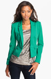 This green blazer ($40, originally $98) will bring plenty of color to your closet.
