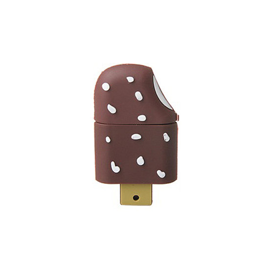 Make you workday sweeter with this Popsicle USB Drive ($7).
