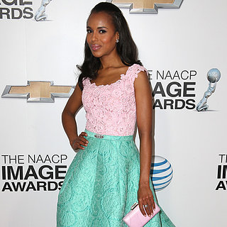 NAACP Image Awards Red-Carpet Dresses 2013