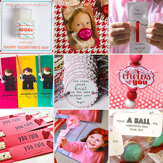 27 DIY Valentine's Day Cards Perfect For the Classroom Party