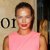 Lara Bingle at Dior Store Opening Last Night in Sydney