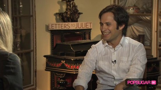 Gael Garcia Bernal: Italy, Wine, & Writing Love Letters