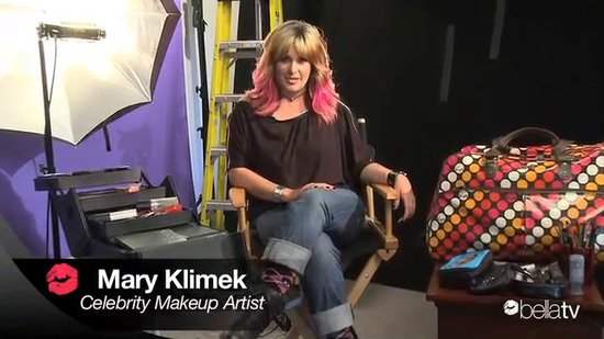 Inside Celebrity Makeup Artist Mary Klimek's Beauty Bag
