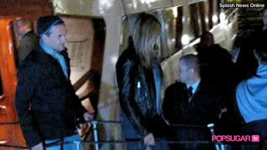 Video: Jennifer and Gerard's Romantic Ride