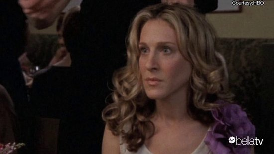 Styling Secrets to Carrie Bradshaw's Iconic Hairstyles, Part 3 of 3