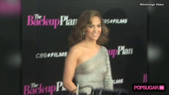 Video: J-Lo Balances Movie Stardom & Motherhood
