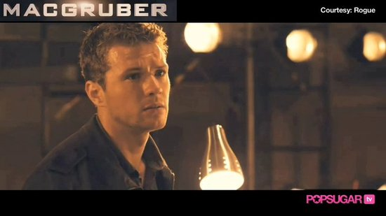 Watch, Pass, or Rent: Ryan Phillippe in MacGruber