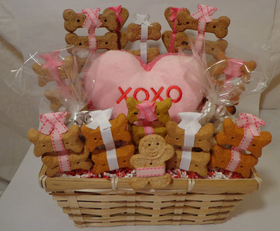A Basket of Biscuits