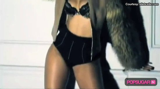 Video: Rihanna Strips Down and Talks Boyfriends