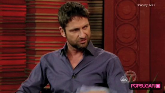 Video: Gerard Butler Likes Jennifer's Wild Side