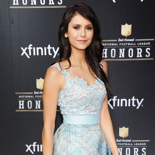 Nina Dobrev at NFL Honors 2013