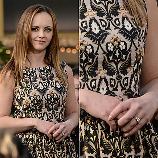 Christina Ricci Is Engaged To Former Co-Star James Heerdegen