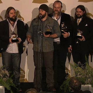 Zac Brown Band Backstage at Grammy Awards | Video