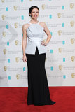 Jennifer Garner arrived at the BAFTA Awards in London.