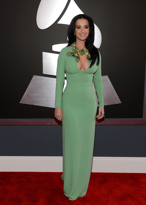 Katy Perry Grammys 2013